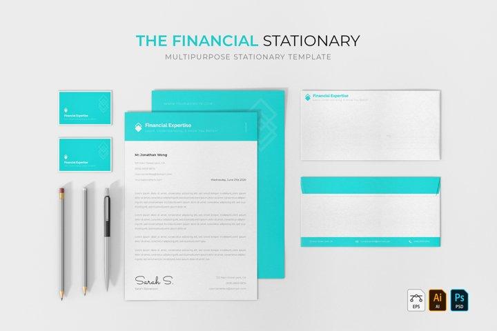 Financial   Stationery