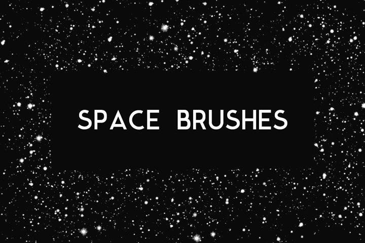 Space Photoshop Brushes
