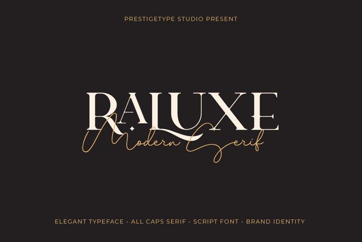 Raluxe
