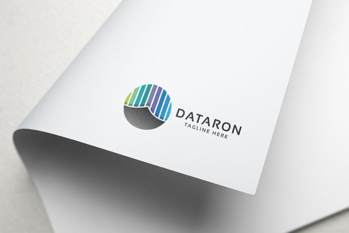 Data Efficiency Graph Logo