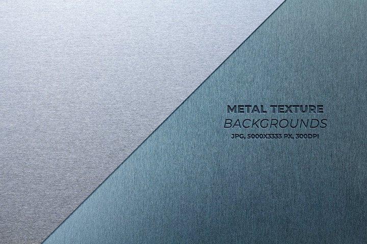 Metal texture backgrounds