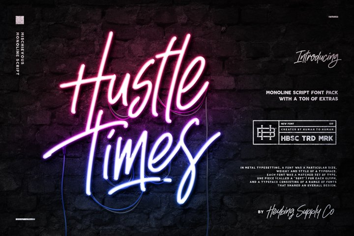 Hustle Times & Extras