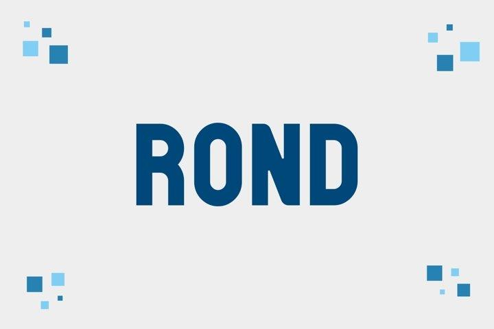 Rond - 3 Styles Bundle