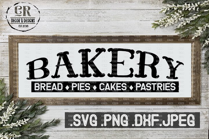 Farmhouse Bakery - Bread - Pies - Cakes - Pastries - Svg