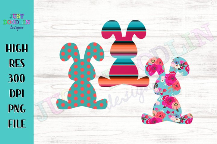 Easter Bunny PNG files