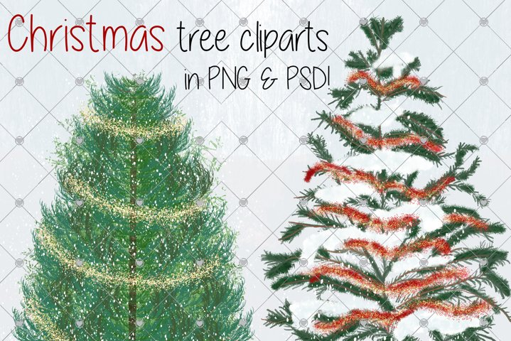 Christmas Tree Clipart, Christmas, Tree,