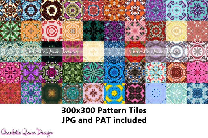 Grab Bag Patterns- Set-002