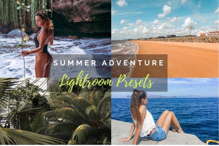 Lightroom Presets, summer adventure