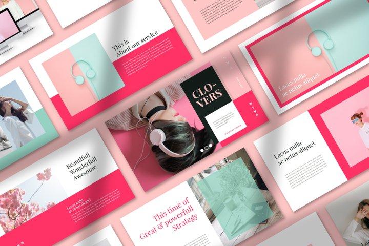 Clover Multipurpose - PowerPoint