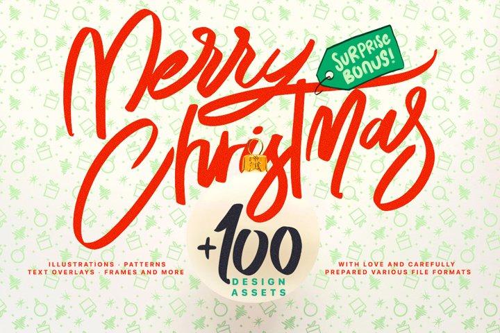 Merry Christmas Pack! Surprise Bonus
