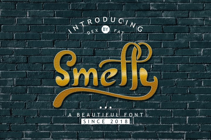 Smelly | Bonus Vector Helloween