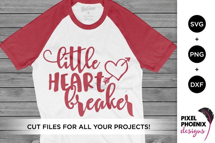 Little Heart Breaker SVG