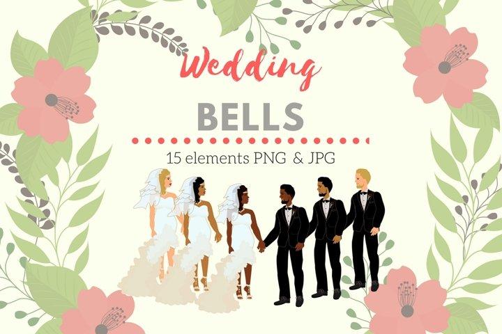 Wedding Invitation Clip Art