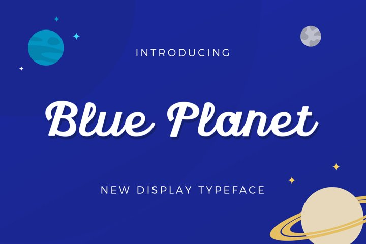 Blue Planet example