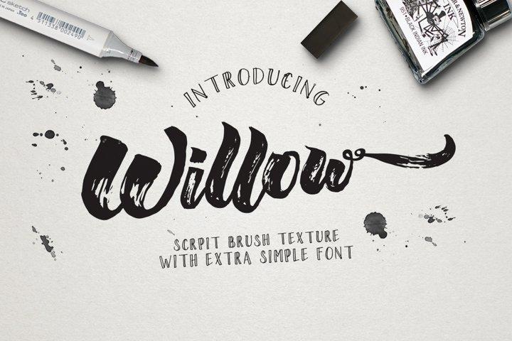 Wiilow Brush & Extra