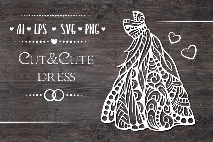 Cut&Cute dress