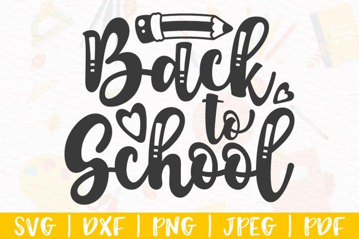 School svg, Back to School svg, First day of school svg, dxf