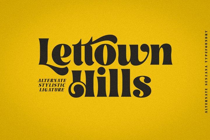 Lettown Hills