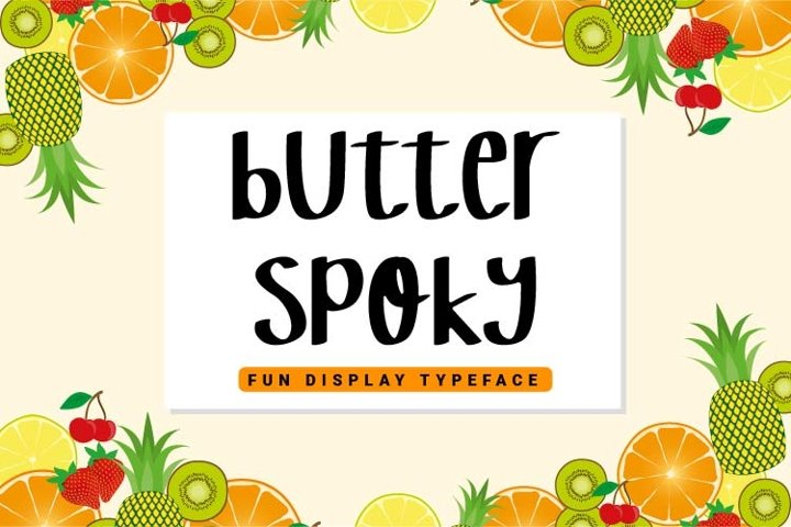 Butter Spoky