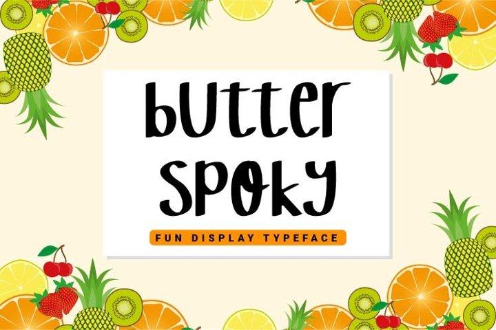 Butter Spoky