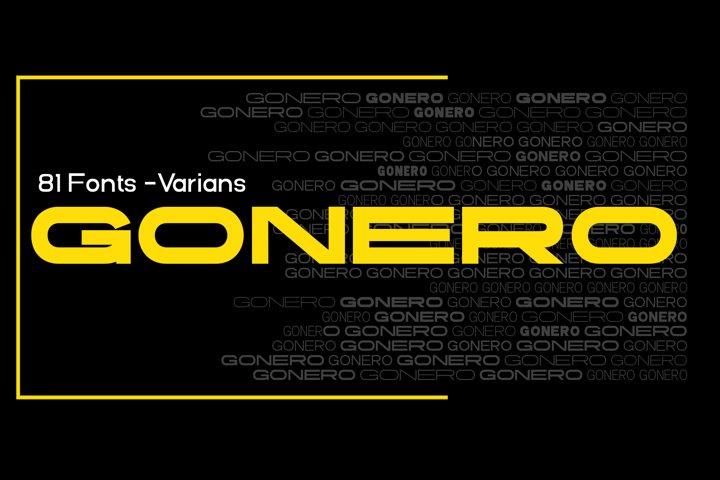 Gonero
