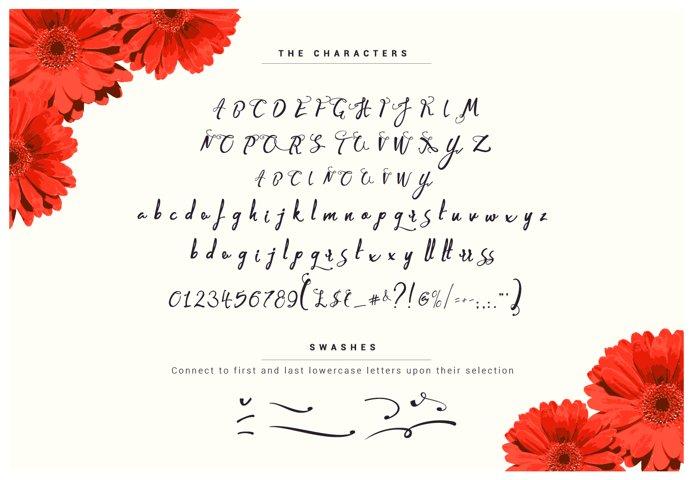 Awesawez - Free Font of The Week Design1
