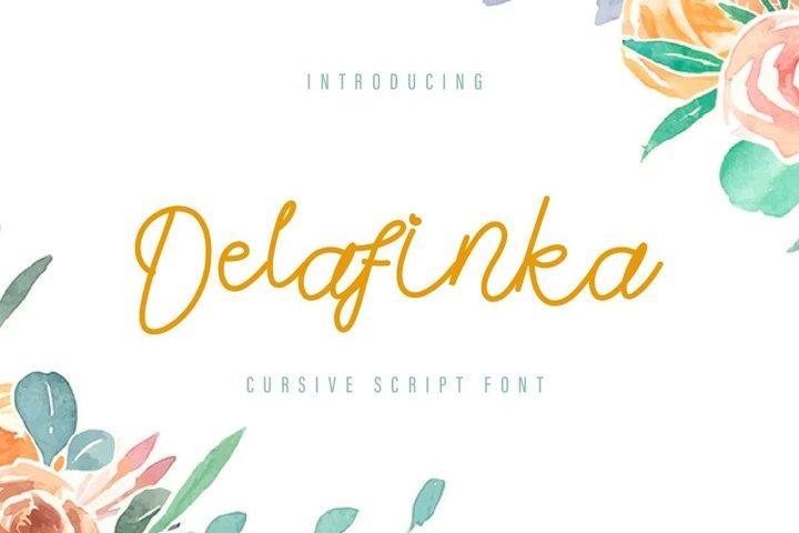 Delafinka
