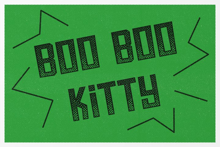 Boo Boo Kitty