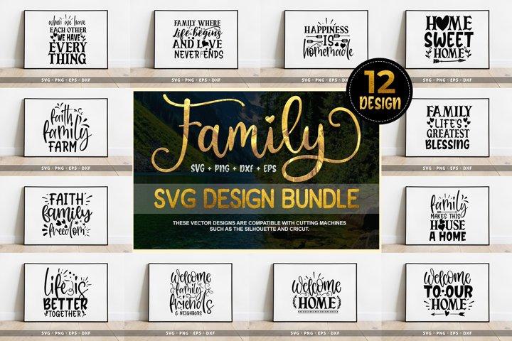 Family svg Bundle , funny quotes svg Bundle