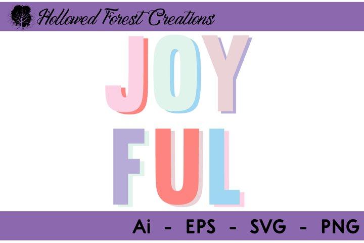 Pastel Joyful