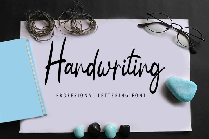 Handwriting - Stylish Handwriting Font