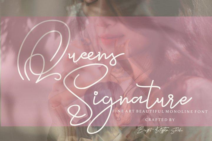 Queens Signature
