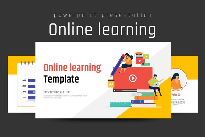 Online learning Template
