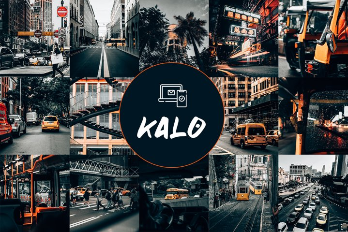 KALO Dark Tones Lightroom Preset