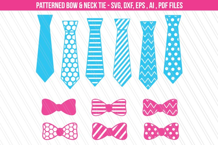 Tie bow svg / Fathers day svg