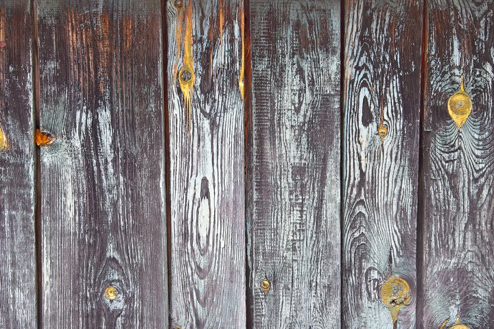 Grey Blue old wood desk background, wood plank texture