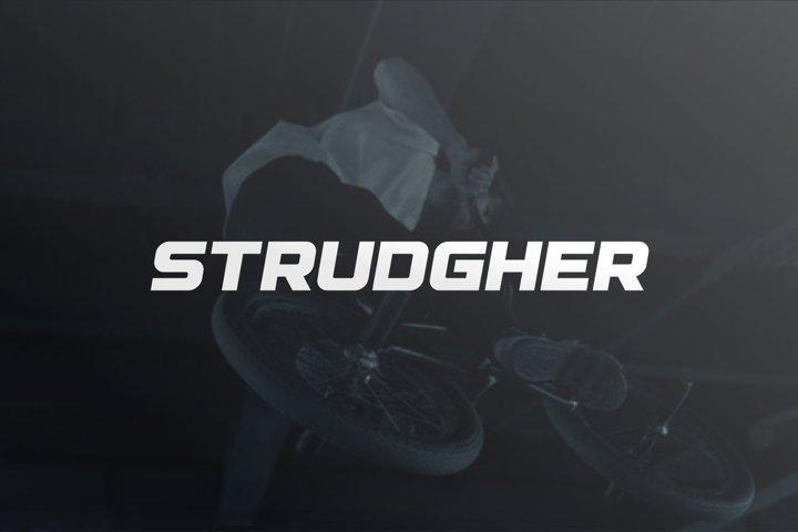 Strudgher