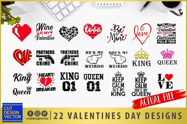 Valentines SVG Bundle, Valentines SVG, Valentines