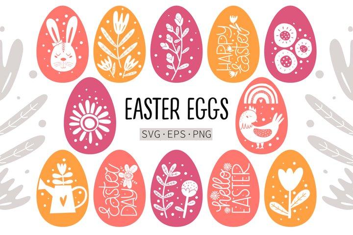Easter svg, Cut Files EPS SVG PNG