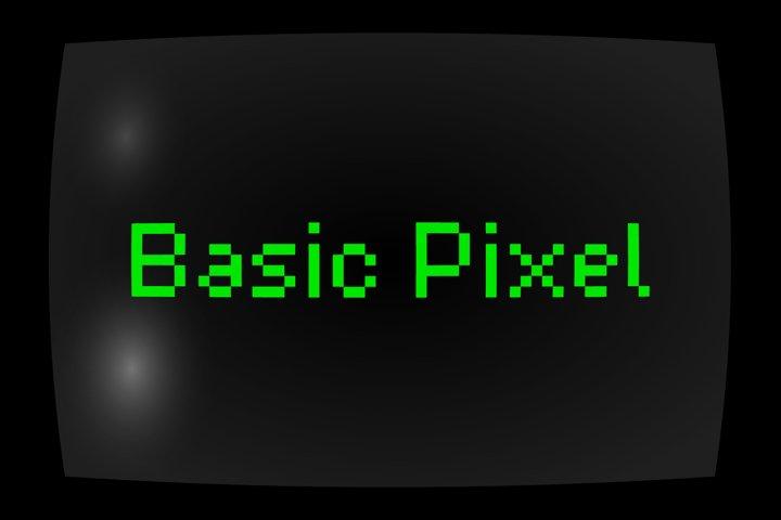 Basic Pixel