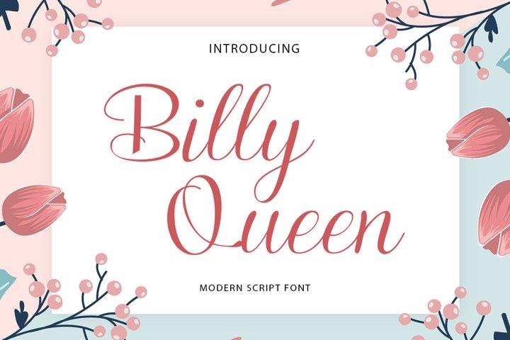 Billy Queen