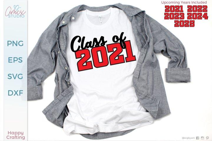 Class Of 2021 | Photo Graduation Cut File