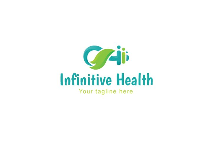 Infinitive Health - Nature & Fitness Group Stock Logo