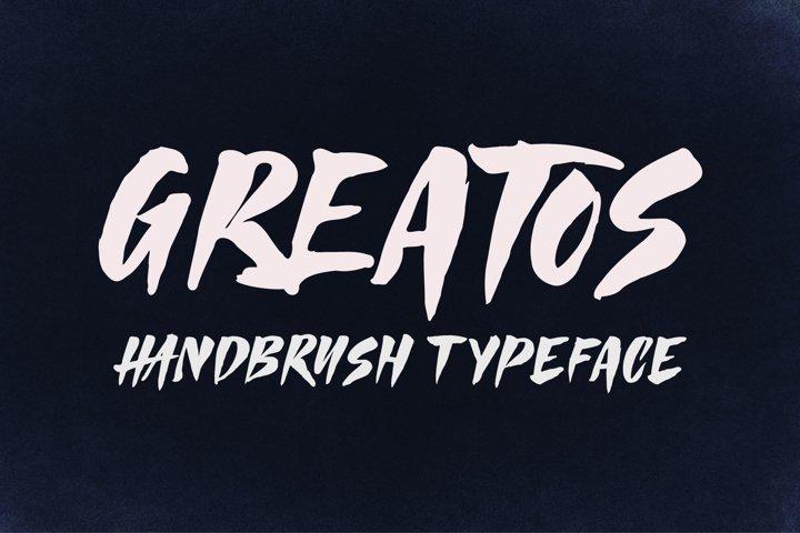 Greatos - Handbrush