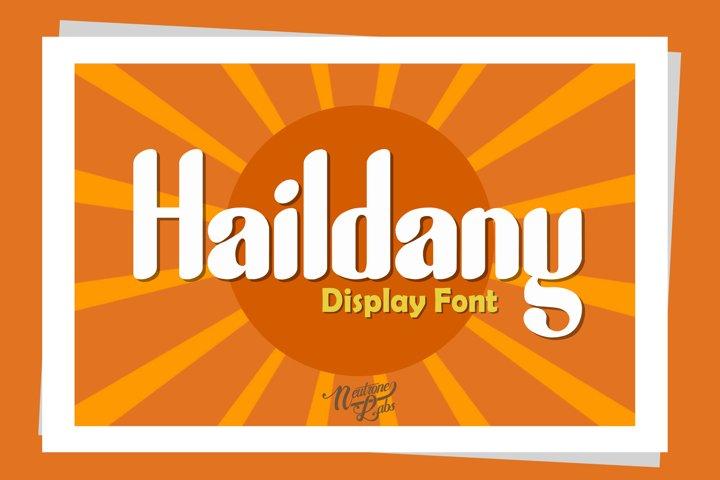 Haildany
