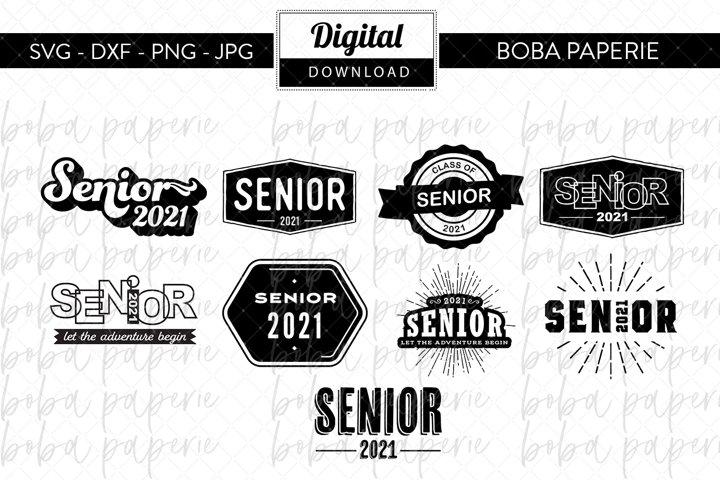 Senior 2021 Bundle