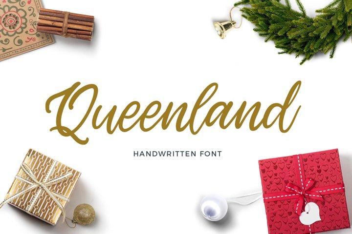 Queenland example