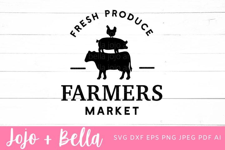 Farmers Market Svg   Farmhouse SVG