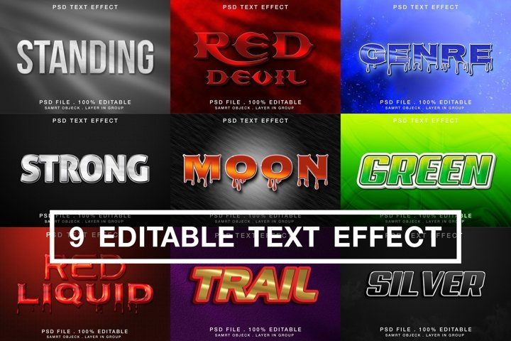 editable text effects 9