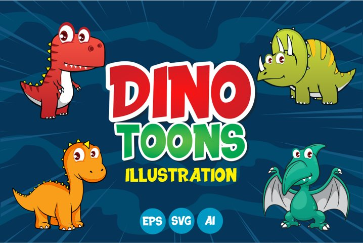Dino Toons